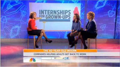 Lisa Belkin and Carol Fishman Cohen Discuss Returning to Work After Kids on 'Today'