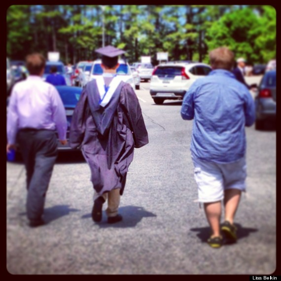 The Mother Of The Graduate Looks Back
