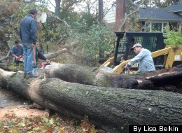 How My Neighbors Freed Me From Sandy