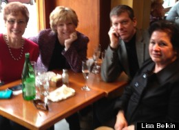 Lunch With My Grade School Teachers, 40 Years Later