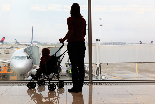 Threatened With Arrest – Because I Was Flying With A Child?