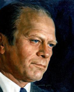 The lost Gerald Ford portrait: An art mystery