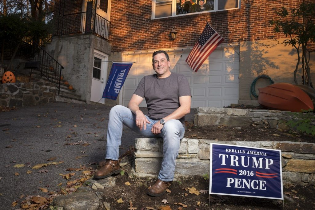 'The angry Trump voter next door': A continuing conversation