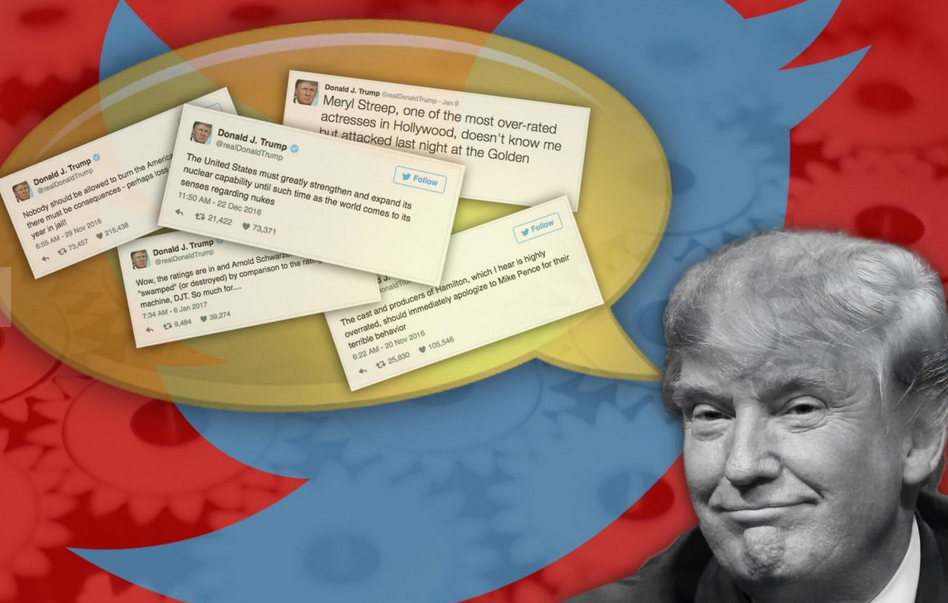Is there a method behind Trump's Twitter madness — and does it really matter?