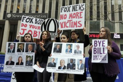 O'Reilly scandal leaves women wondering: When will it stop?