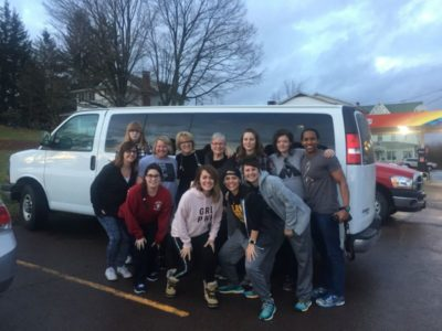 The 'Sisterhood of the Van,' one year after the Women's March
