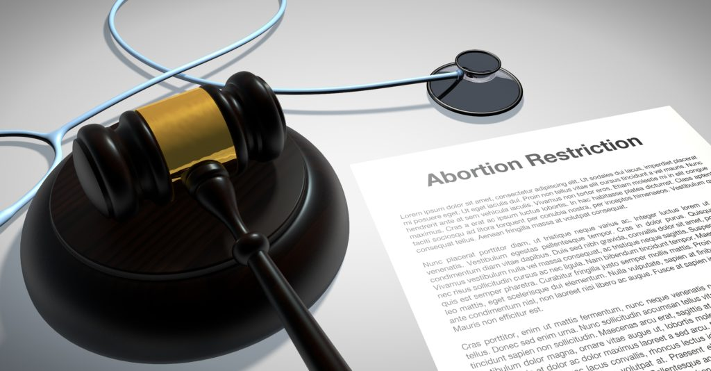 Alabama bill marks the start of all-out war on abortion